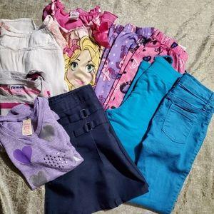 Girls size 8 bundle